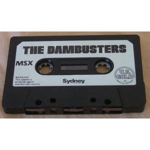 The Dam Busters (1985, MSX, Sydney)