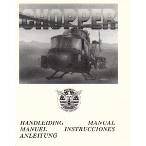 Chopper II (1986, MSX2, The Bytebusters)