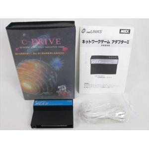 C-Drive (1991, MSX2, The Links (Japanese tele network))