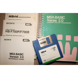 HiBrid (1986, MSX2, Micro Technology)