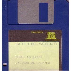 Guttblaster (1988, MSX, Eurosoft)