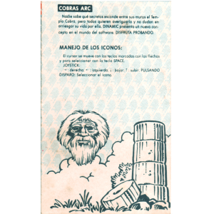 4x1 Cuatro por Uno (1988, MSX, Dinamic)