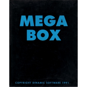 Mega Box (1991, MSX, Dinamic)