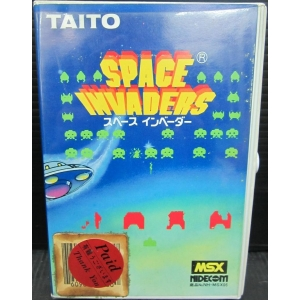 Space Invaders (1985, MSX, TAITO)
