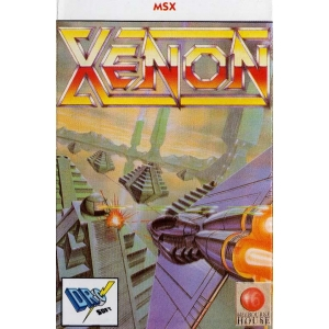 Xenon (1988, MSX, The Bitmap Brothers)