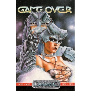 Game Over (1988, MSX, Dinamic)
