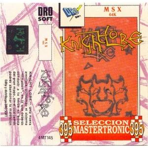 Knight Lore (1985, MSX, A.C.G.)