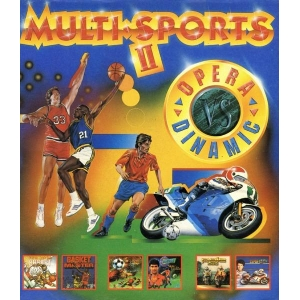 Multi Sports II - Opera vs Dinamic (1992, MSX, Opera Soft, Dinamic)