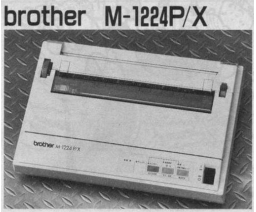 Brother Industries - M-1224P/X