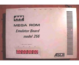 ASCII Corporation - MEGA ROM Emulator Board model 256