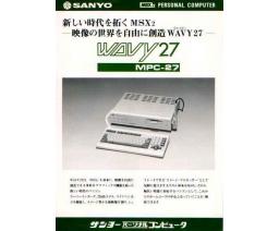 Sanyo - MPC-27 (WAVY27)