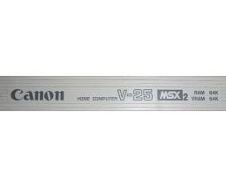 Canon - V-25