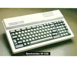 Spectravideo (SVI) - SVI-328