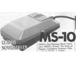 NEOS - MS-10