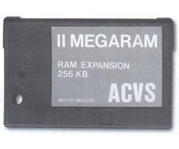 ACVS (MSX-Projetos/CIEL) - II MegaRAM