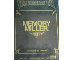 Walther Miller - WM 0587