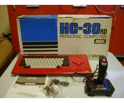 Victor Co. of Japan (JVC) - HC-30