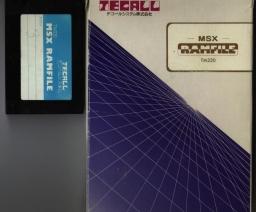 Tecall - TM220 MSX RAMFILE