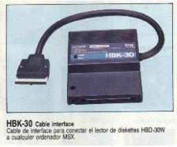 Sony - HBK-30