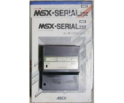 ASCII - MSX-SERIAL232