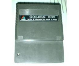 "Zemina - Zemina's RAM Expand Cartridge ""Golden Box"""