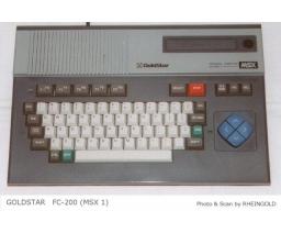Goldstar - FC-200