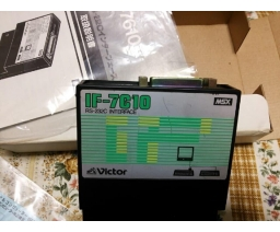 Victor Co. of Japan (JVC) - IF-7610