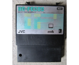 Victor Co. of Japan (JVC) - HC-FC303