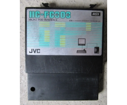 Victor Co. of Japan (JVC) - HC-F303