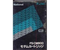 National - FS-CM800