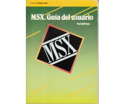 MSX. Guía del usuario - McGraw-Hill