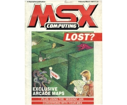MSX Computing 1987-02/03 - Haymarket Publishing