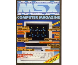 MSX Computer Magazine 07 - MBI Publications