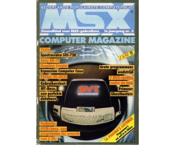 MSX Computer Magazine 02 - MBI Publications