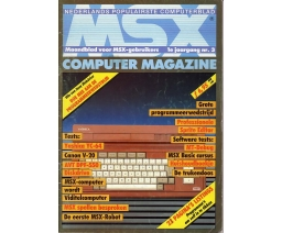 MSX Computer Magazine 03 - MBI Publications