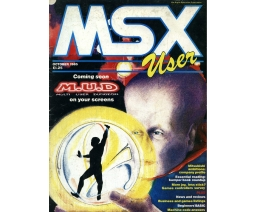 MSX User 11 - Argus Specialist Publications