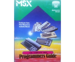 The Complete MSX Programmers Guide - Melbourne House