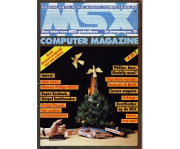 MSX Computer Magazine 19 - MBI Publications
