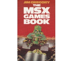 The MSX Games Book - Blackwell Science Ltd