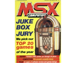 MSX Computing 1985-12/1986-01 - Haymarket Publishing
