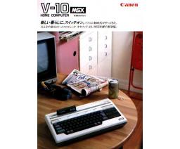 Canon V-10 - Canon