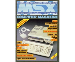 MSX Computer Magazine 09 - MBI Publications