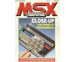 MSX Computing 1986-06/07 - Haymarket Publishing