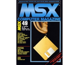 MSX Computer Magazine 49 - MBI Publications
