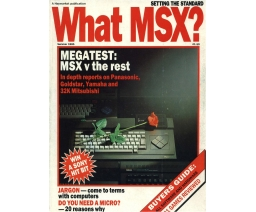 What MSX? 2 - Haymarket Publishing