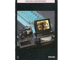 PHILIPS MSX Computersysteem - Philips