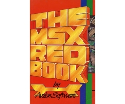 The MSX Red Book - Avalon Software