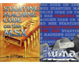 Starting machine code on the MSX - Kuma Computers