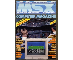 MSX Computer Magazine 08 - MBI Publications