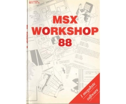 MSX Workshop '88 - MSX Club België/Nederland